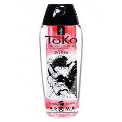 Shunga - Toko Lubricant Cherry 165 ml - lubrykant