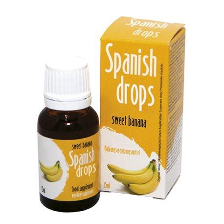 Spanish Fly Banana 15 ml