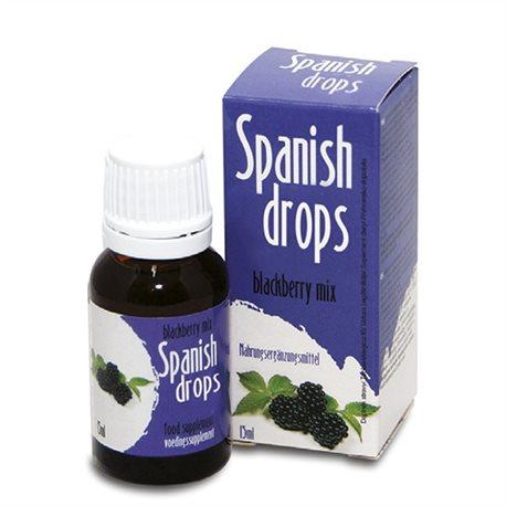 Spanish Fly Blackberry 15 ml