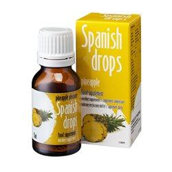 Spanish Drops Pineapple - hiszpańska mucha o smaku ananasa 15 ml