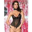 Obsessive Diamond body czarne S/M
