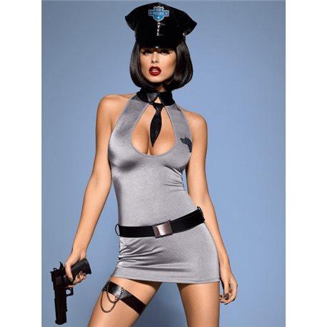 Obsessive Police dress kostium S/M