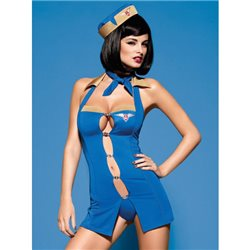 Obsessive Air hostess kostium L/XL