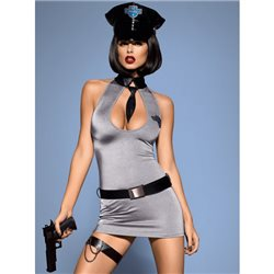 Obsessive Police dress kostium L/XL