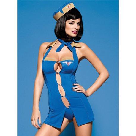 Obsessive Air hostess kostium S/M