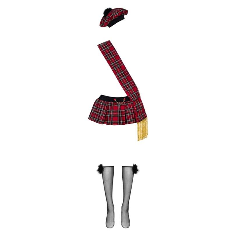 Obsessive Schooly kostium L/XL