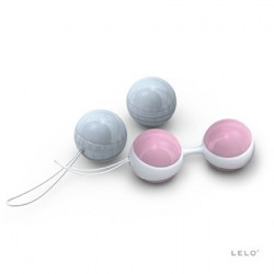 LELO Luna Mini Pleasure Beads - ekskluzywne kulki gejszy