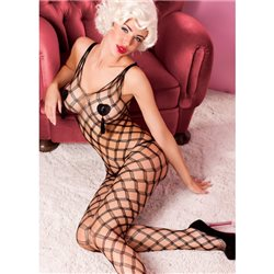Anais Intenso bodystocking czarne S/M